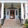 Custom built door on a Charleston, SC home